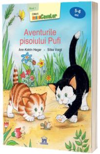 Aventurile pisoiului Pufi. Nivelul I, varsta 5-6 ani