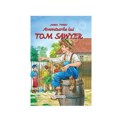 Aventurile lui Tom Sawyer (Editie cartonata)