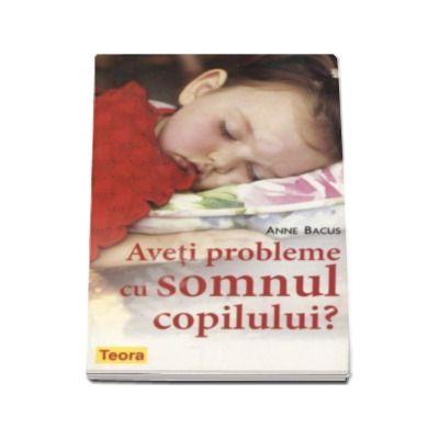 Aveti probleme cu somnul copilului ?