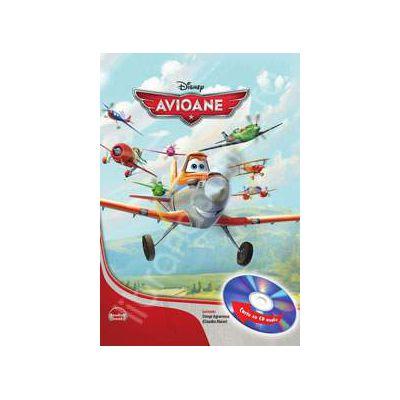 Avioane/Planes Audiobook  (Colectia Disney Audiobook)