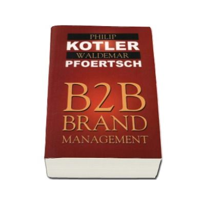 B2B - Business-to-business Brand Management