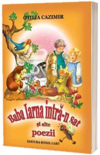 Baba Iarna intra-n sat si alte poezii (Otilia Cazimir)