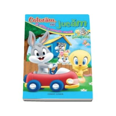 Baby Looney Tunes - Coloram, ne jucam si citim o poveste vesela