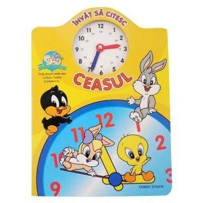 Baby Looney Tunes - Invat sa citesc ceasul