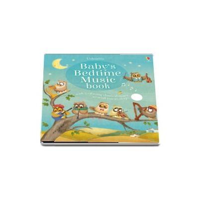 Babys bedtime music book