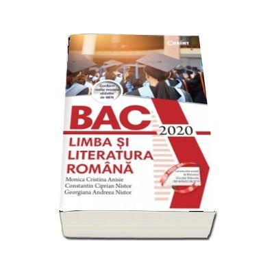 Bacalaureat 2020 - Limba si literatura romana