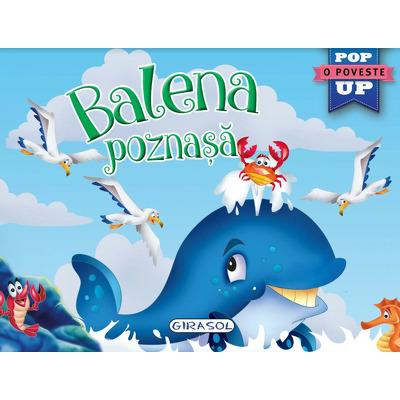Balena poznasa -O poveste pop-up