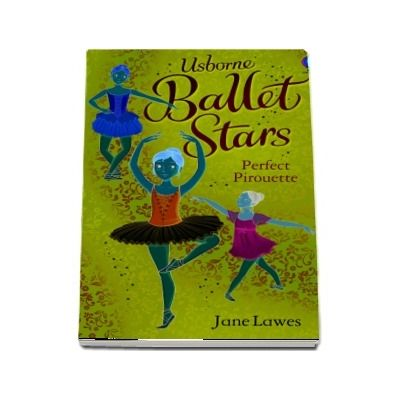 Ballet stars - Perfect Pirouette