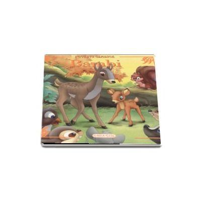 Bambi - Povesti clasice (Editie ilustrata)