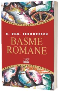 Basme romane. Colectia Raftul cu povesti de aur