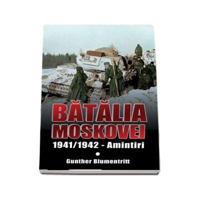 Batalia Moskovei