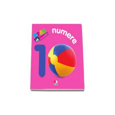 Bebe invata. Numerele