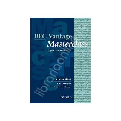 BEC Vantage Masterclass Advanced Course Book