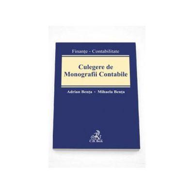 Culegere de Monografii contabile - Adrian Benta