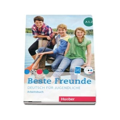 Beste Freunde. Arbeitsbuch A1.2 mit CD