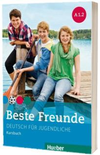 Beste Freunde. Kursbuch A1.2