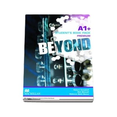 Beyond A1 Plus Students Book Premium Pack