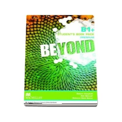 Beyond B1 Plus Students Book Premium Pack