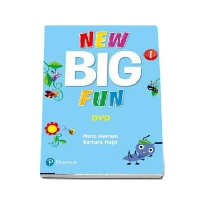 Big Fun Refresh Level 1 DVD