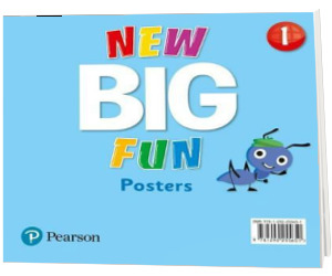 Big Fun Refresh Level 1. Posters