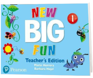 Big Fun Refresh Level 1. Teachers Book