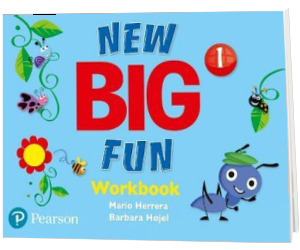 Big Fun Refresh Level 1. Workbook and Workbook Audio CD pack