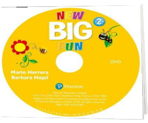 Big Fun Refresh Level 2. DVD
