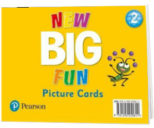 Big Fun Refresh Level 2. Picture Cards