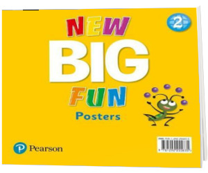 Big Fun Refresh Level 2. Posters