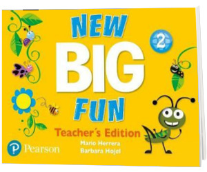 Big Fun Refresh Level 2. Teachers Book