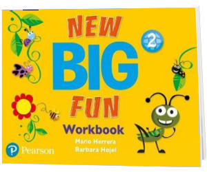 Big Fun Refresh Level 2. Workbook and Workbook Audio CD pack