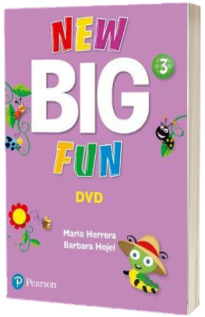 Big Fun Refresh Level 3. DVD