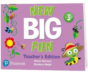 Big Fun Refresh Level 3. Teachers Book