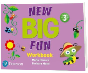 Big Fun Refresh Level 3. Workbook and Workbook Audio CD pack