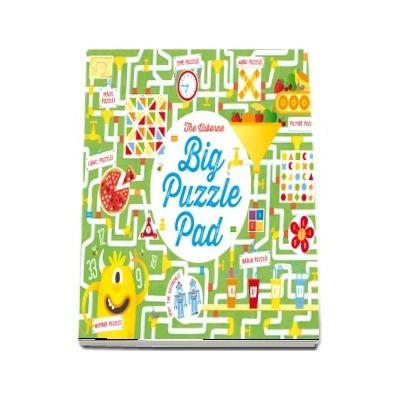 Big puzzle pad