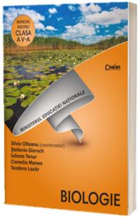 Biologie, manual pentru clasa a V-a