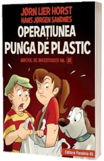 Biroul de investigatii nr. 2. Operatiunea Punga de plastic (editie cartonata)