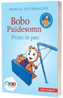 Bobo Puidesomn. Picnic in parc