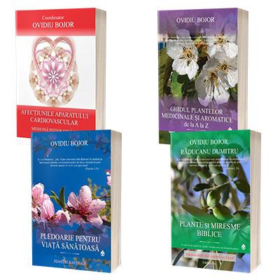 Serie de autor Ovidiu Bojor, compusa din 4 carti