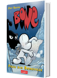 BONE. Fuga din Boneville