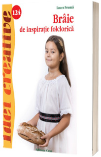 Braie de inspiratie folclorica - Idei creative 124 (Laura Frunza)
