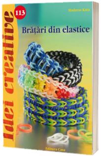 Bratari din elastice - Idei creative 113 - Madaras Kata