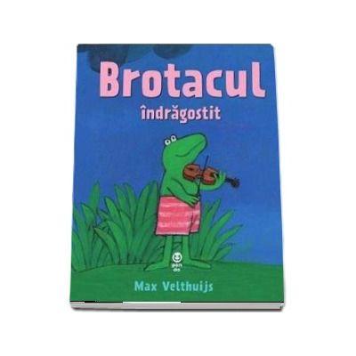 Brotacul indragostit - Ilustratii de Max Velthuijs