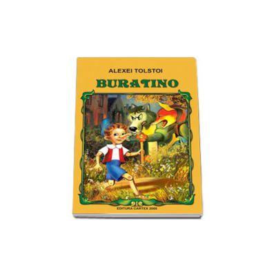Buratino. Cheita de aur sau minunatele patanii ale lui Buratino