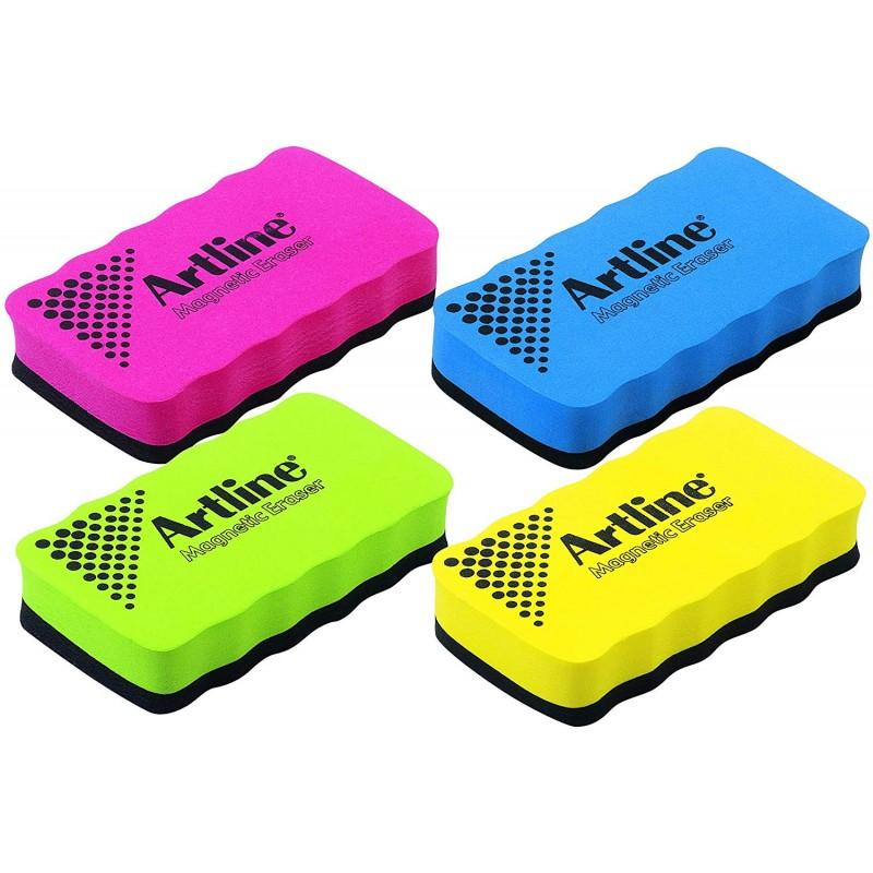 Burete magnetic Artline , pentru table magnetice de scris