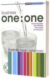 Business one:one Advanced: Students Book and MultiROM Pack