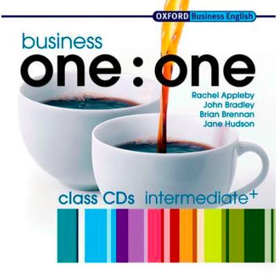 Business one:one: Intermediate Plus: Class CDs (2)