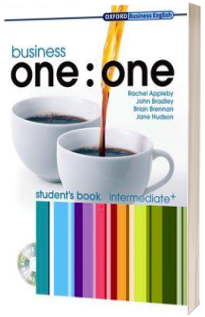 Business one:one Intermediate Plus: Students Book and MultiROM Pack