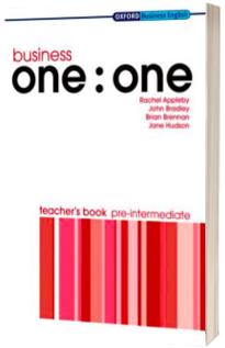 Business one:one Pre-intermediate: Teachers Book