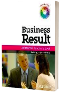 Business Result: Advanced: Teachers Book Pack : Business Result DVD Edition Teachers Book with Class DVD and Teacher Training DVD
